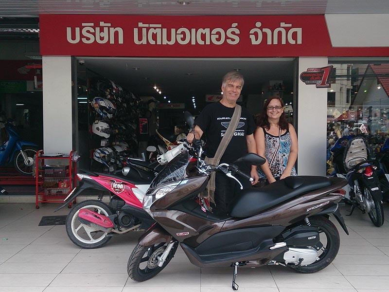 Home » Honda Pcx Prices Thailand